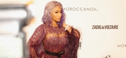 Nicki Minaj's Fashion Week Look Will Steal All Your Attention