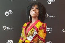 Nomzamo Mbatha's Ankara Style Is All You Need This Weekend