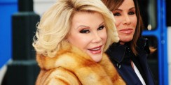 """E! Fashion Police"" Set To Continue Without Joan Rivers"