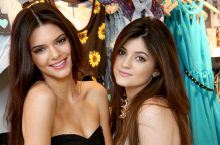 See The First Look Of Kendall and Kylie Clothing Line