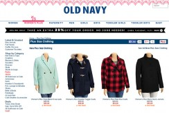 Old Navy Under Petition For Inflated Prices on Plus-Size Clothing