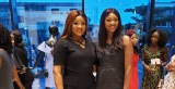 "Omotola Jalade Had A Twinning Moment With Her Daughter At The Premiere Of ""Skin"" Documentary"