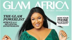 Omotola Jalade Covers Glam Africa Latest Issue And We Want Her Dress