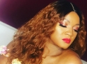 Omotola Jalade Just Provided an Inspiration for a Green Hairstyle