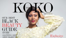 We Can't Handle How Chic Osas Ajibade Is On The Cover Of KOKO Magazine