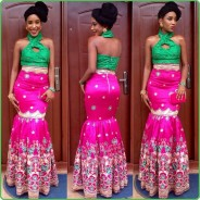 Owambe Aso-Ebi Styles: Sophisticated and Latest