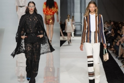 Paris Fashion Week: Designers Resurface Statement Pants