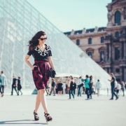 Hottest Street Style Spotted in Paris Fashion Week #PFW