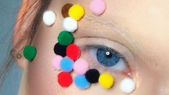 Pom-Pom Makeup Is The Latest Beauty Trend You Might Be Tempted To Try