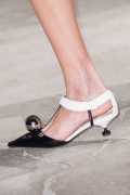 21 Swoon-Worthy Shoes From Milan Fashion Week Spring 2016