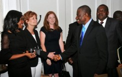 We never knew President Jonathan is this Handsome when rocking suit (Pics)