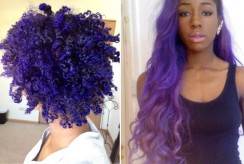 We Got You 15 Purple Hair Looks That Will Make You Grab The Hair Dye