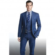 New Trend Alert: Denim Suit for Business Dudes Will Soon Become A Thing