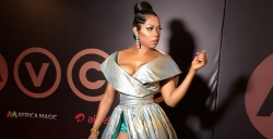 What Celebrities Are Wearing To Africa Magic Viewers Choice Awards 2018
