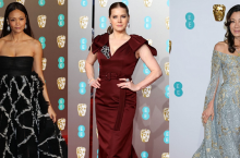 See All The Fabulous Red Carpet Looks From 2019 BAFTA Awards