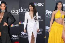 The Best Red Carpet Looks From 2019 Billboard Music Awards