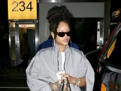 Rihanna's Latest Off-Duty Style Is So Hot And Will Be Perfect For Harmattan