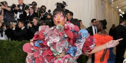 Rihanna's Dress To 2017 Met Gala Was The Mother Of All Dresses