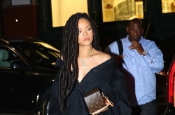 11 Times Rihanna Said It's Okay To Wear Oversized Shirts