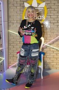 Sexy Rita Ora Flaunts THIRD Hairstyle In 4 Days As She Launches Adidas In China