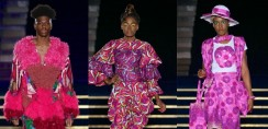 The Best Runway Looks From The 2017 Africa Fashion Week London
