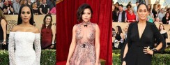 The Best Red Carpet Looks From 2017 SAG Awards