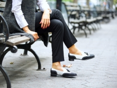 4 Cool Ways to Wear Loafers Shoes