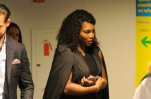 Serena Williams Wore This Cape Blazer Every Fashion Girl Will Want