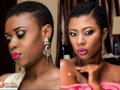 These 3 Ghanaian Celebs Will Make You Cut Your Hair Short