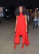 Solange Knowles Shows The Hottest Color Everyone Will Be Wearing For Fall