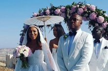 Stephanie Coker's Wedding Gown Is So Dreamy