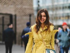 The Chicest Street Style From London Fashion Week Fall 2017