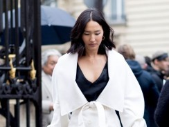 You'll Get A Lot Of Outfit Ideas From The Street Style At Paris Fashion Week