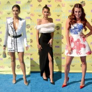 THE OUTSTANDING LOOKS FROM THE 2015 TEEN CHOICE AWARDS