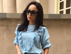Toke Makinwa Just Wore The Shoes Every Girl Will Want To Wear