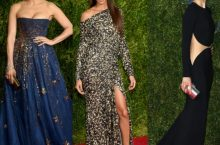The Best Dressed From The 2015 Tony Awards Red Carpet