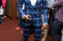 Celebrate Uti Nwachukwu's Birthday with His Hottest Bespoke Style