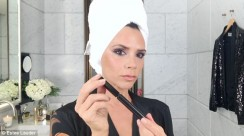 Victoria Beckham Shows How To Achieve Her Sexy Go-to Makeup Look