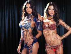 Victoria's Secret Unveils Two Fantasy Bras Worth Millions That Will Have You Scream