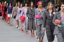 New Chanel's Creative Director Virginie Viard Debuts Her First Collection At Chanel Cruise Show