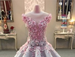 You Won't Believe This Wedding Dress Is Actually A Cake