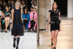 Paris Fashion Week: Designers Play With Textures