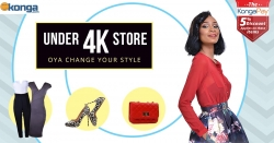 Konga Just Gave Us More Reasons To Shop With Everything Under 4k