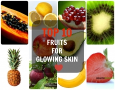 Urgent! Top Ten Fruits For An Ever Glowing Skin