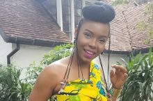 Seriously, You'll Want To Wear Yemi Alade's Latest Ankara Style This Weekend