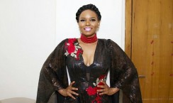 Yemi Alade's Jumpsuit Is Not The Average Type You See Everyday