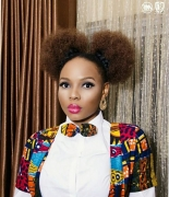 This Is How Yemi Alade Makes Ankara Jumpsuit Looks Professional
