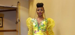 Yemi Alade Wore The Fanciest Romper We've Ever Seen