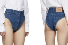 Denim Panties Are Now In The Market And The Internet Is Boiling