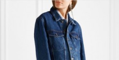 There's A New Denim Jacket With The Longest Sleeves Ever